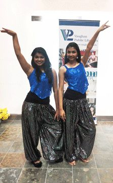 Asian Heritage Month Celebration - Bollywood Dance