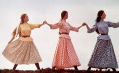 The three sisters dancing in Fiddler on the Roof is one of my favorite dancing scenes ever.