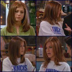 Rachel's season 3 hair color