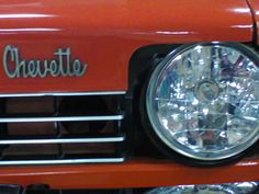 """Chevrolet Chevette - """"The 'Vette""""! my first car, orange and all. kind of a laughing stock (""""when you step on the gas it doesn't go any faster, but it makes a hell of a lot more noise!"""") but it must have been at least 8 years old by the time i got it and held up through three kids who really beat on it. and no one else had an orange car!"""