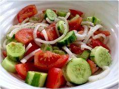 Armenian village salad