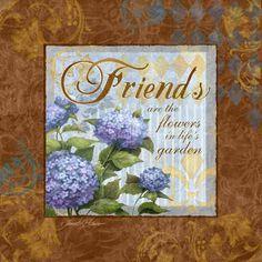 """""""Friends II"""" / Janet Stever"""