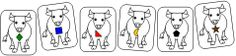 Cattle Round up Shape Sorting Activity from Making Learning Fun.