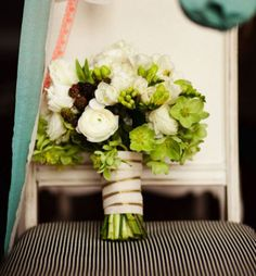 Floral by www.katefoleydesigns.com Photography by eephotography.squarespace.com Photography by amandamarieblog.com Event Design by www.wednesdaycustomdesign.com  Read more - http://www.stylemepretty.com/2011/04/19/spring-inspired-photo-shoot-by-wednesday-inc/