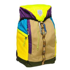 Backpack Travel Bag, Daisy Chain, Mountaineering, Color Theory, American Made, Laptop Sleeves, Climbing, Packing, Backpacks