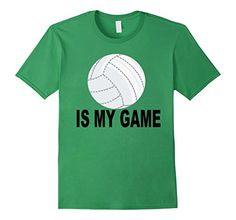Mens Volleyball Is My Game T-Shirt 2XL Grass Sports Stuff... https://www.amazon.com/dp/B072JB1Z89/ref=cm_sw_r_pi_dp_x_TPWjzbJYF4Y3D