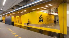 Movement and energy guided the design of this Silicon Valley tech company's new award-winning campus fitness center that offers employees a...