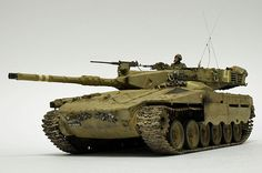 Merkava Mk. I | unknown scale