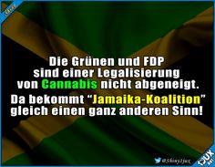 Echt passende Bezeichnung. #Jamaika-Koalition #btw17 #btw2017 #Wahl #Wahl2017 #Bundestagswahl