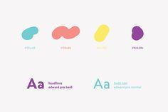 My personal branding, stationery and web portfolio (2016)