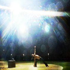 #Yoga is the #Light  Trikanasana triangle #yoga pose  #sunsetpark #vegas  #vegasyoga #vegasyogi #yogalife #yogapractice #yogaspirit #yogasoul #justyoga #instalike #photooftheday #photography