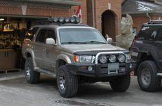 ARB Prado Front Bumper