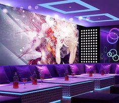 singing passionate murals ajwallpaper aj karaoke bar delivery