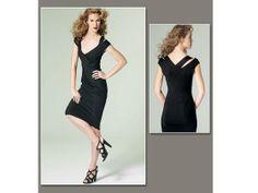 Schnittmuster Vogue 1280 Kleid - Vogue Schnittmuster Kleider - im Online-Shop günstig kaufen