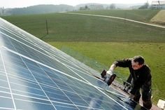 Can You Have Too Much Solar Energy? Germany's little-guy suppliers are destabilizing big power companies.