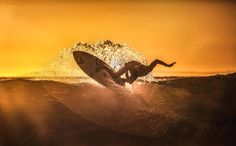 Rage - Shot during sunset at Salt Creek in Dana Point California