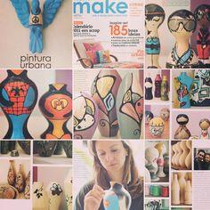 Revista Make, em dezembro de 2010.  Priscila Vannucchi & Marcos Wolff Objetos de Arte | site: www.pvmw.com | facebook: facebook.com/lojapvmw | instagram: instagram.com/pvmw.objetos.de.arte   #pvmw #lojapvmw #design #art #arte #toyart #sp #decoration #decor #ceramics #artwork #urbanart #saopaulo #brazil #architecture #revistamake #make #reportagem #magazine