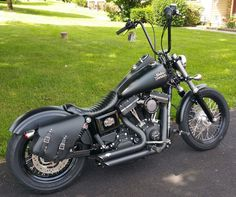 Calling all Street Bob owners!!! - Page 15 - Harley Davidson Forums