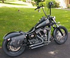 c8678156230 25 Best Street bob images   Harley davidson forum, Harley davidson ...