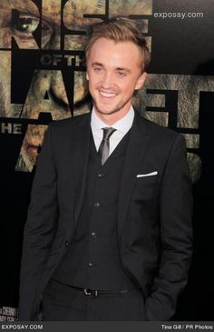 Tom Felton: SO attractive