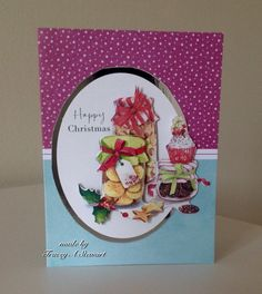 Docrafts Lucy Cromwell at Christmas Christmas Makes, Christmas 2015, Xmas Cards, Christmas Inspiration, Handmade Cards, Happy, Christmas E Cards, Craft Cards, Christmas Cards