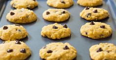 These soft chocolate chip cookies are made with coconut flour and coconut oil, which makes this recipe gluten free, dairy free, paleo friendly and clean eating. There are those that eat healthy and basically...