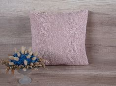 Check out this item in my Etsy shop https://www.etsy.com/listing/285381841/cool-knit-pillow-elegant-light-pink