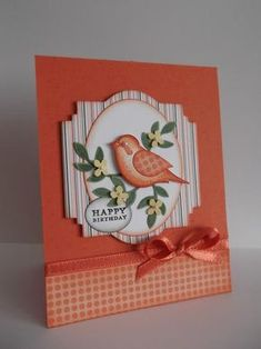 Language of Friendship Birthday~ by stampin'nana - Cards and Paper Crafts at Splitcoaststampers