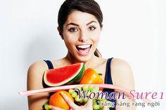 Dưỡng trắng da từ bên trong bằng thực phẩm giàu vitamin và khoáng chất