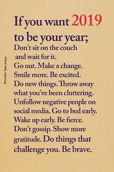 23 Ideas Quotes Positive New Year Motivation For 2019 Great Quotes, Quotes To Live By, Me Quotes, Motivational Quotes, Inspirational Quotes, Insightful Quotes, Unique Quotes, Quotes Thoughts, Positive Thoughts