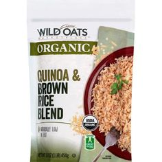 Wild Oats Marketplace Organic Quinoa & Brown Rice Blend tastes even better at this great price!