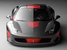 Gray Design Unveils Ferrari F458 Curseive