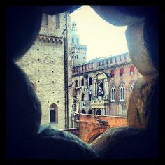 Palazzo D'Accursio Bologna, Palazzo, Cool Photos, Italy, Places, Italia, Palace, Lugares