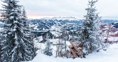 Luxury ski holiday Chalet Hahnenkamm Lodge in Kitzbuhel available to book from Ultimate Luxury Chalets. Fully Catered, Sauna, Steam Room, Ski In Ski Out, Gym. Luxury Ski Holidays, Steam Room, Lodges, Skiing, Outdoor, Snow, Vacation, Ski, Outdoors