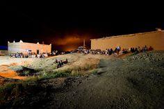 Marocco, Ouarzazate (progetto Cinemovel)