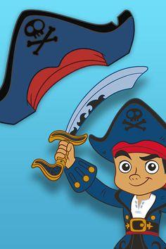 Istruzioni per il cappello di Capitano Jake Disney Junior 8b0d564d20f9