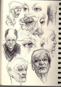 Various Studies7 by FUNKYMONKEY1945 on deviantART