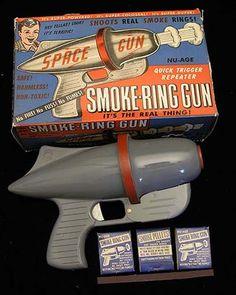 Vintage Ray Gun