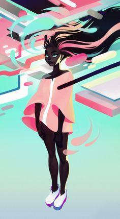 Gumdrop Art Print