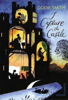 I Capture the Castle by Dodie Smith: where has this book been all my life?