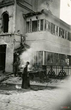Kamienica Jachmanna, Bydgoszcz - 1940 rok, stare zdjęcia