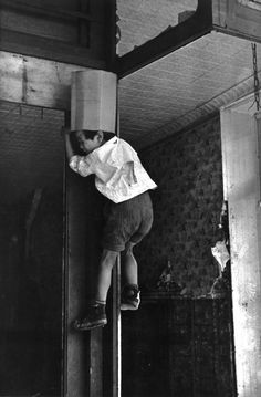 Helen Levitt // New York City ca. 1940