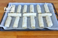 Patatesli Çıtır Börek Tarifi Videosu – Nefis Yemek Tarifleri