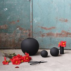 Ball Vases from Cooee Design ... we love it