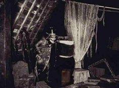 Original hat box ghost