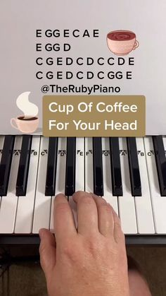 Ruby Piano Tutorials & Lessons (@therubypiano) Official TikTok | Watch Ruby Piano Tutorials & Lessons's Newest TikTok Videos Piano Music With Letters, Piano Sheet Music Letters, Piano Music Notes, Easy Piano Sheet Music, Music Chords, Ukulele Songs, Piano Lessons, Music Lessons, Music Recommendations