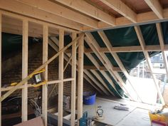 Master Bedroom Extension a full width hip to gable rear dormer into one bedroom & one