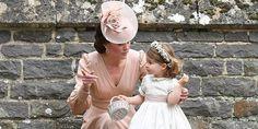 Kate Middleton Took On The Most Important Job At Pippa Middleton's Wedding - HarpersBAZAAR.com