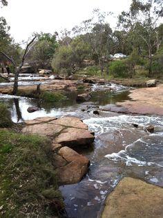 Noble Falls, Gidgegannup, Western Australia
