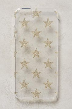 Golden Stars iPhone 6 Case - anthropologie.com